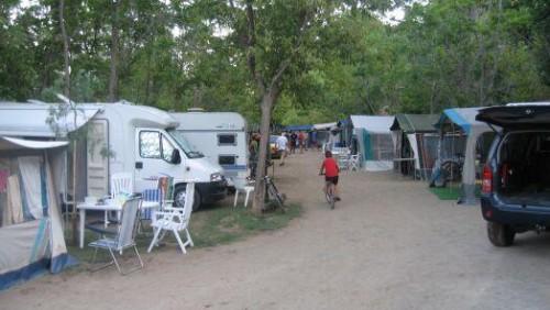 trevelez-camping