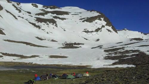 Camping Trevelez